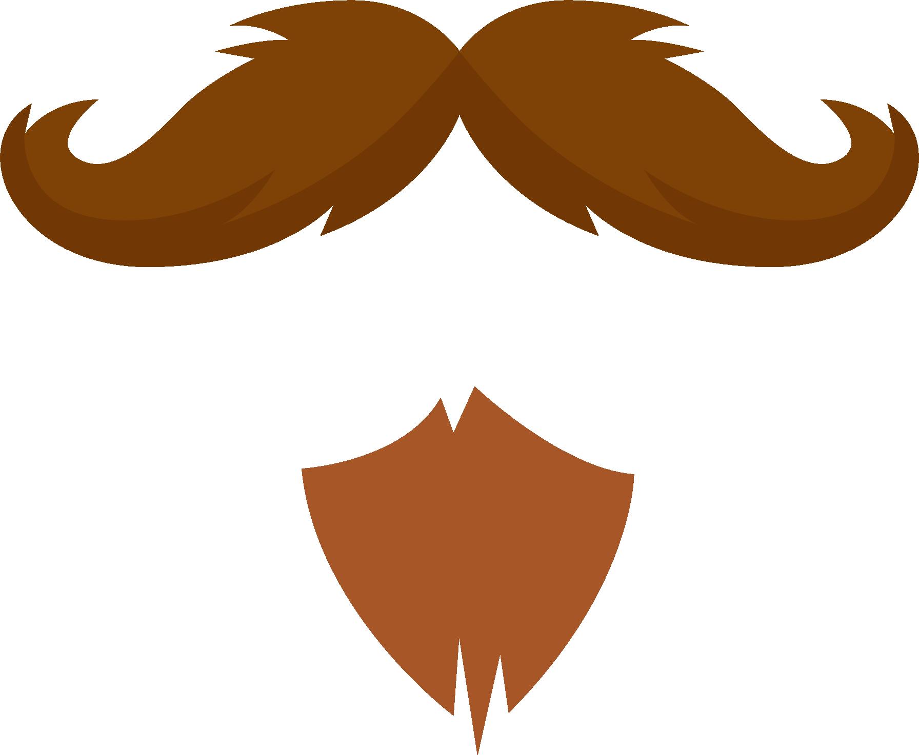 1792x1473 Beard Png