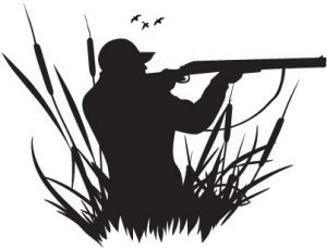 300x229 Duck Hunter Vector Marine Wildlife Fine Art, Custom Design