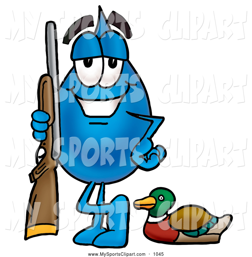 1024x1044 Sports Clip Art Of A Friendly Water Drop Mascot Cartoon Character
