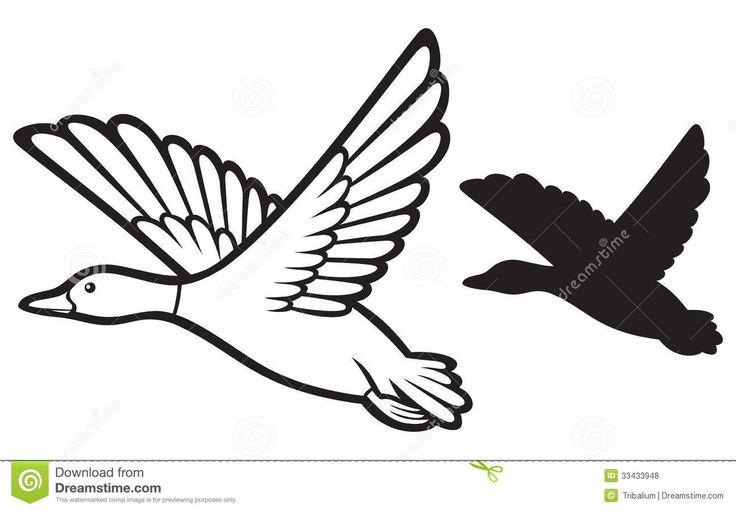 736x511 Black Duck Clip Art