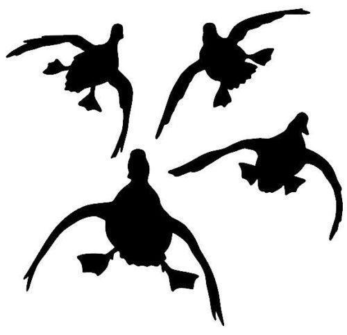 500x483 Duck Hunting Decals Ebay