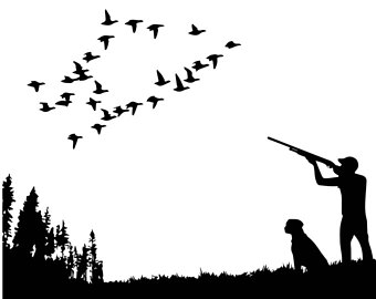 340x270 Duck Hunting Art Etsy