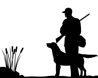 340x270 Hunting Dog Svg Etsy