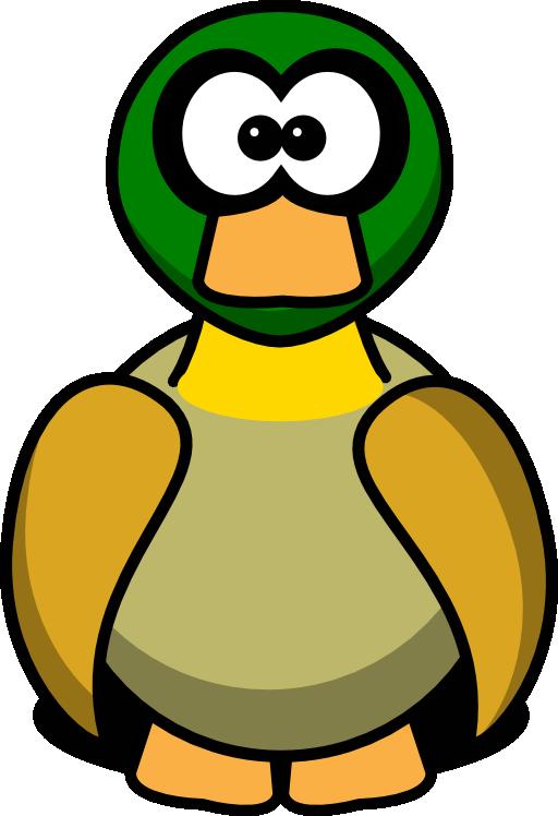 512x748 Duck Clip Art Free Clipart Images 5