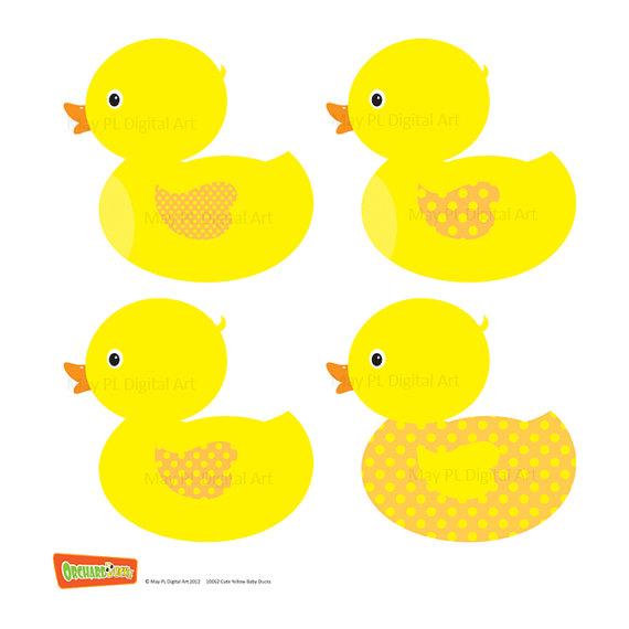 570x570 Duck Clipart Template