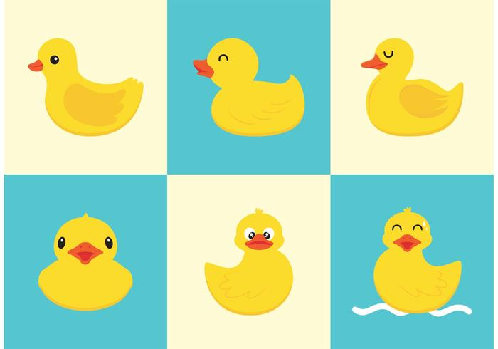 700x490 Rubber Duck Free Vector Art