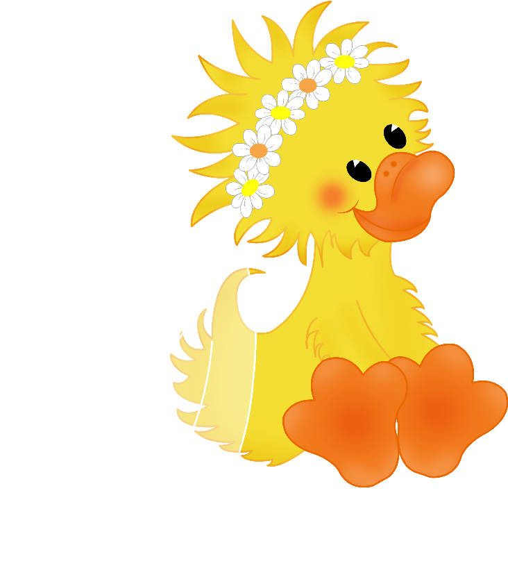 Duckling Clipart