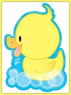 236x313 Baby Shower Duck Clipart