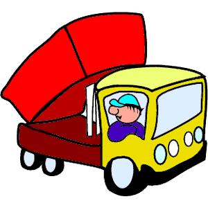 300x300 Dump Truck 15 Clipart, Cliparts Of Dump Truck 15 Free Download