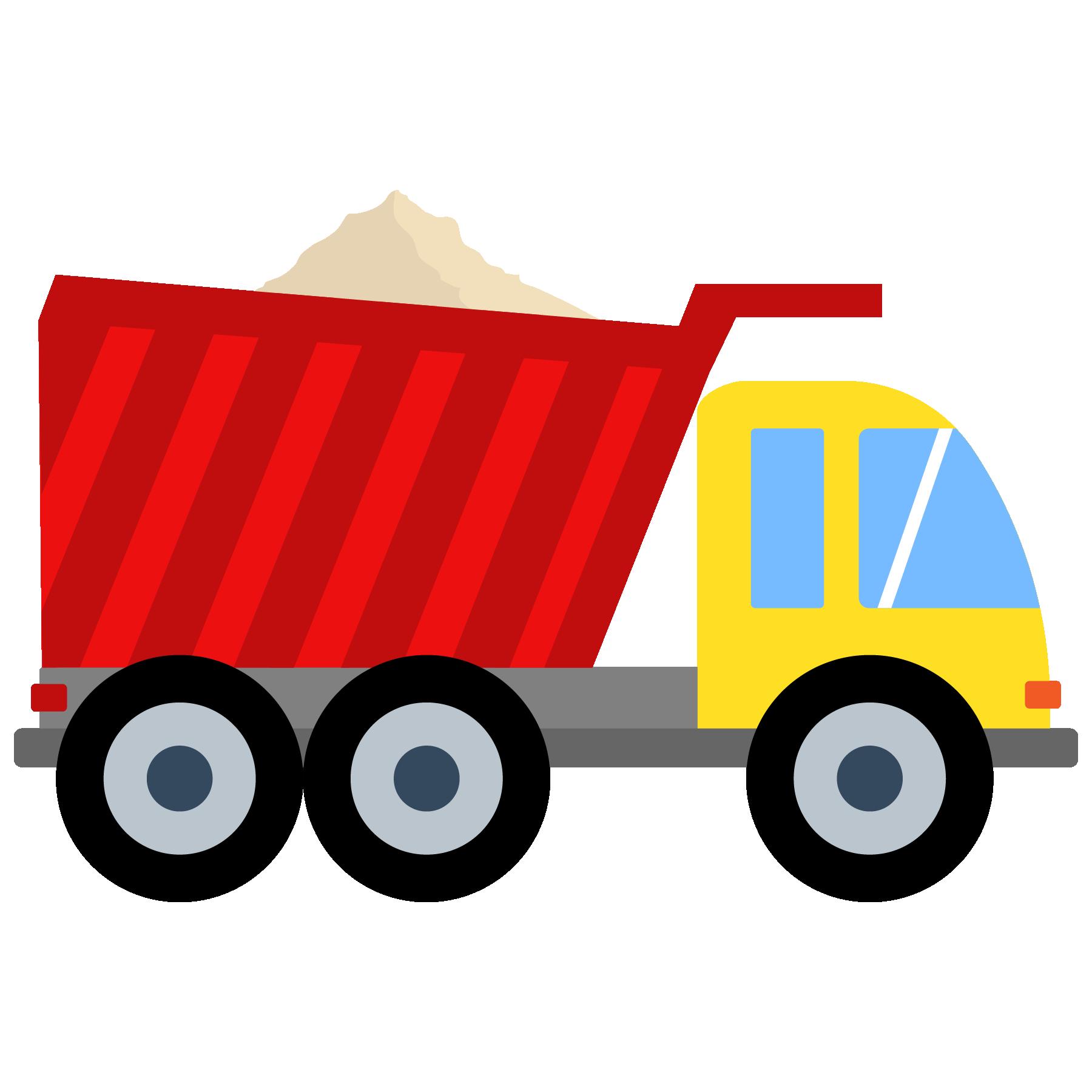 Dump Truck Clipart | Free download best Dump Truck Clipart ...