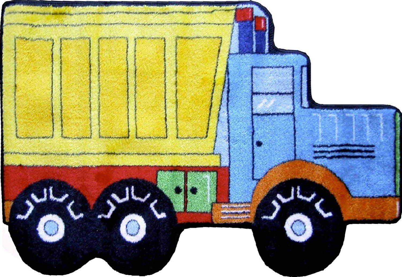 1500x1032 La Rug Dump Truck Rug 31x47 Kitchen Amp Dining