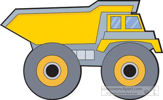 Dump Trucks Clipart Free Download Best Dump Trucks