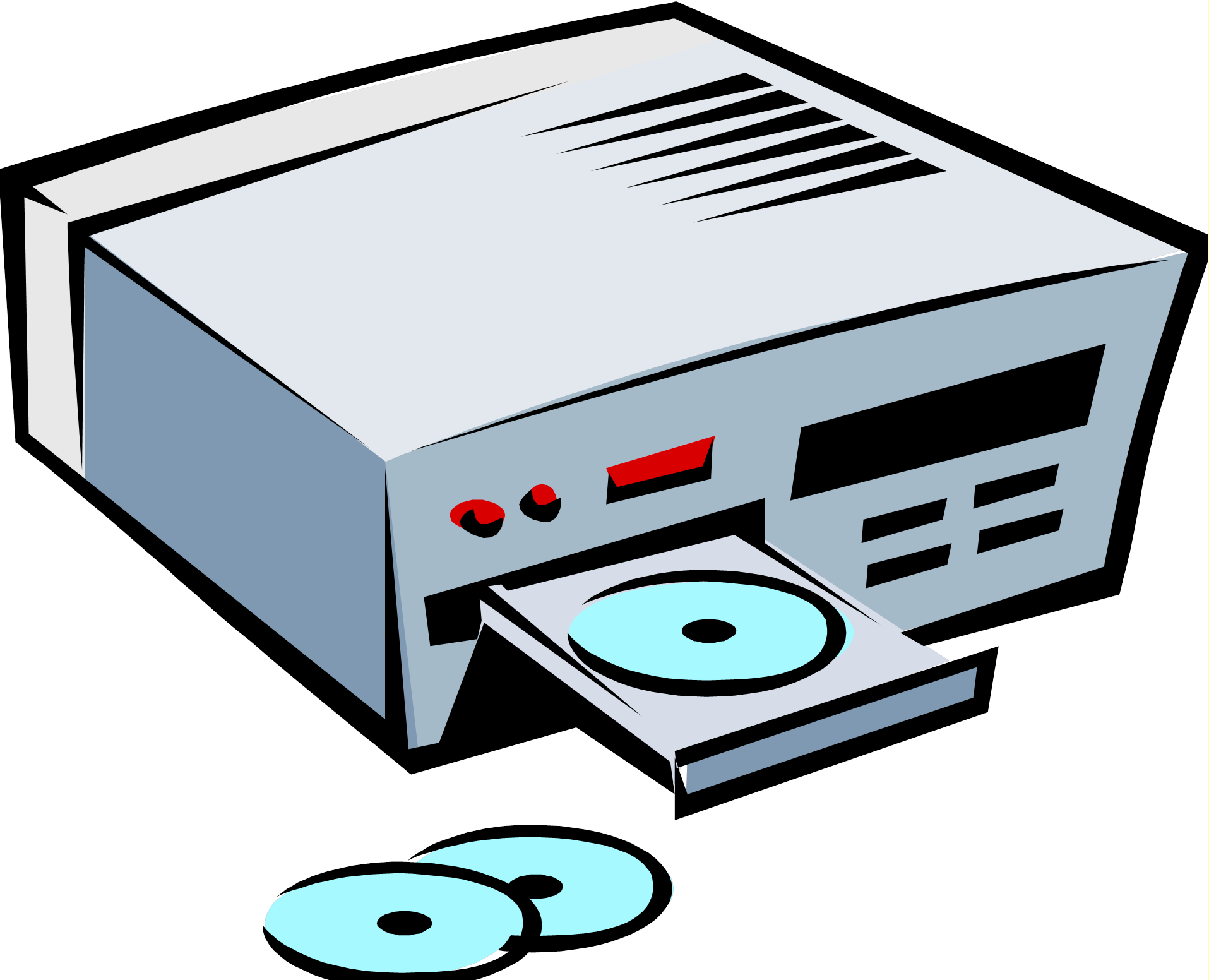 Dvd Player Clipart | Free download best Dvd Player Clipart ...