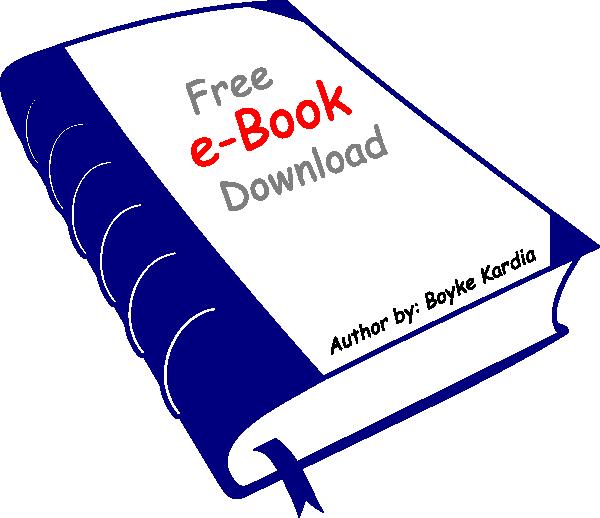 600x518 Ebook Clip Art