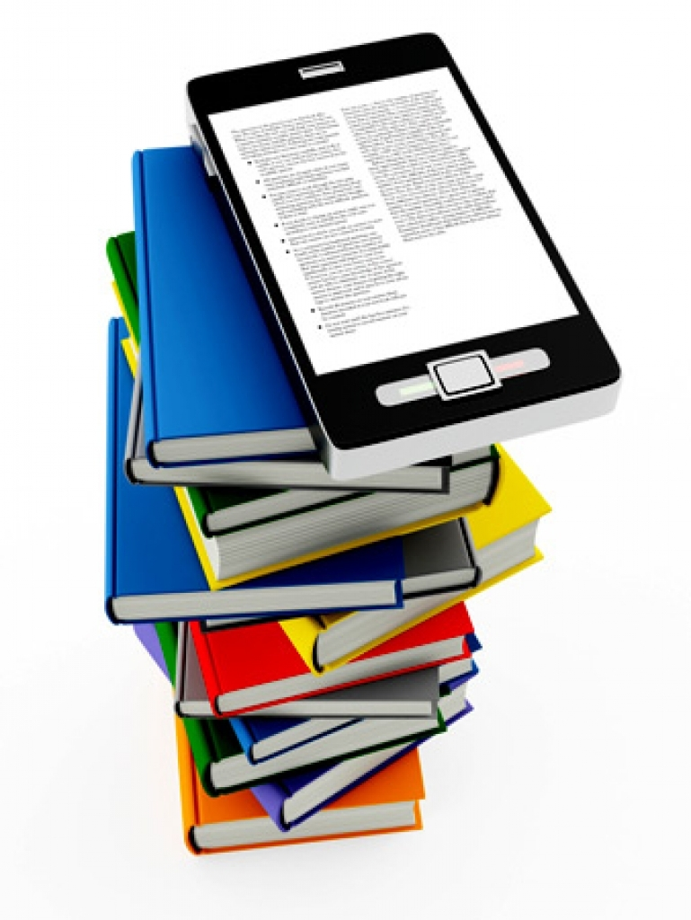 769x1024 Electronic Books Clip Art Cliparts
