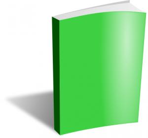 300x280 Book Blank Clip Art Download