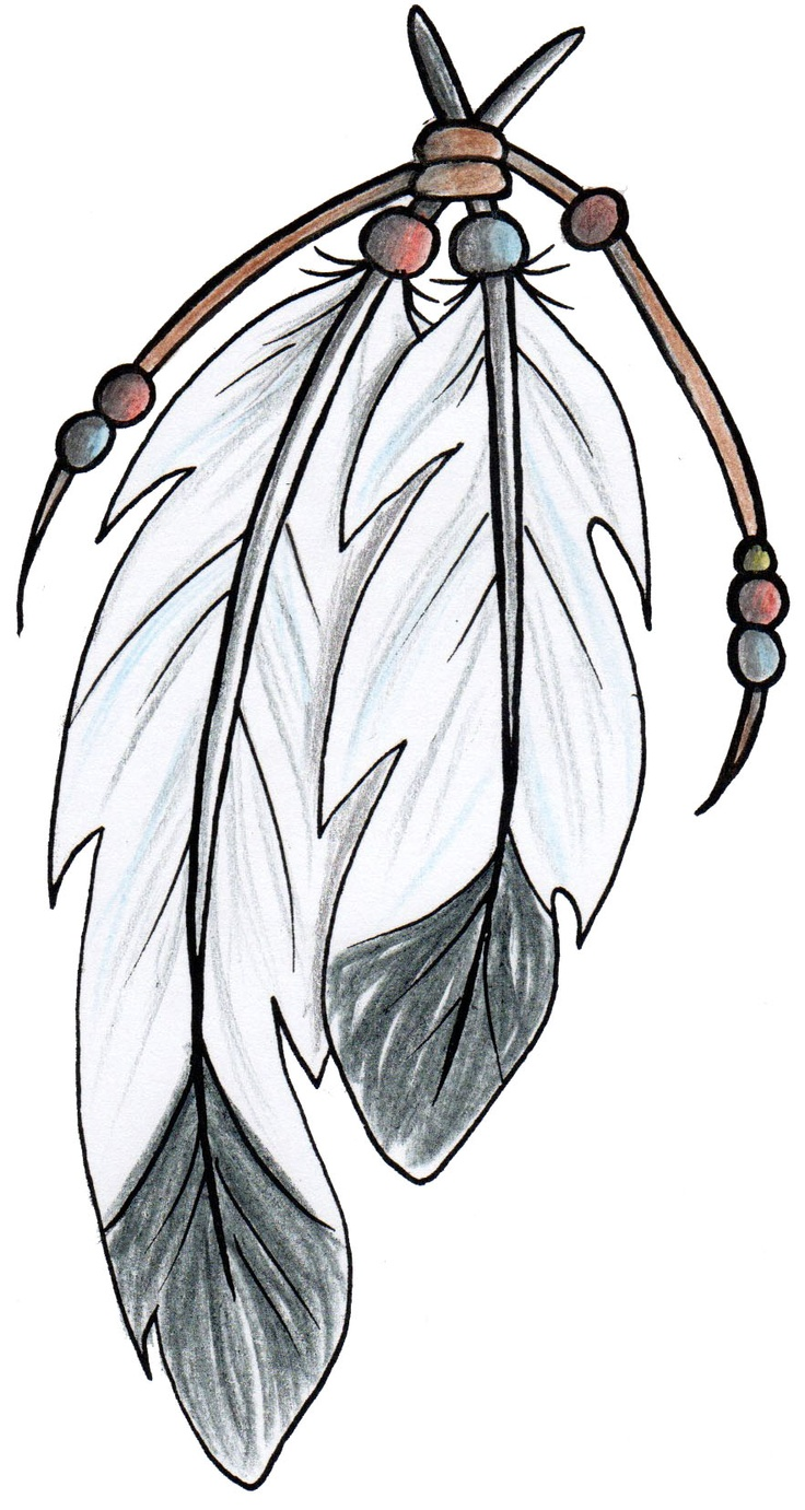 736x1381 Aborigines Clipart Eagle Feather