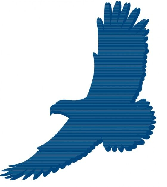 Eagle Flying Clipart