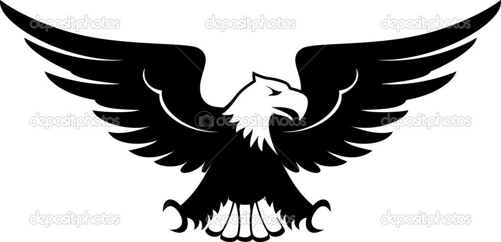 1023x494 Eagle Clipart Vector
