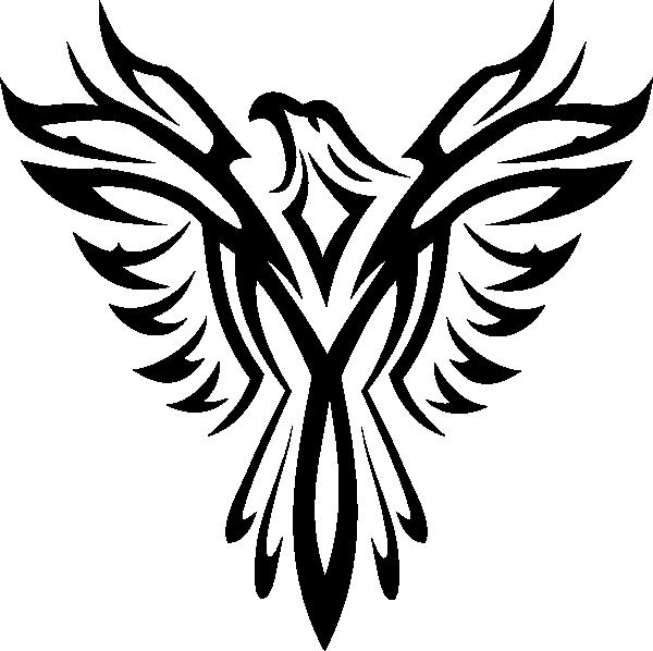 600x598 Polish Eagle Clip Art