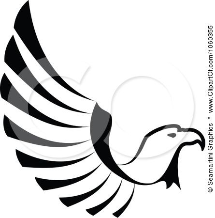 445x450 The Best Eagle Vector Ideas Eagle Logo, Hawk