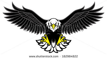 450x251 Eagle Clipart Spread Wing