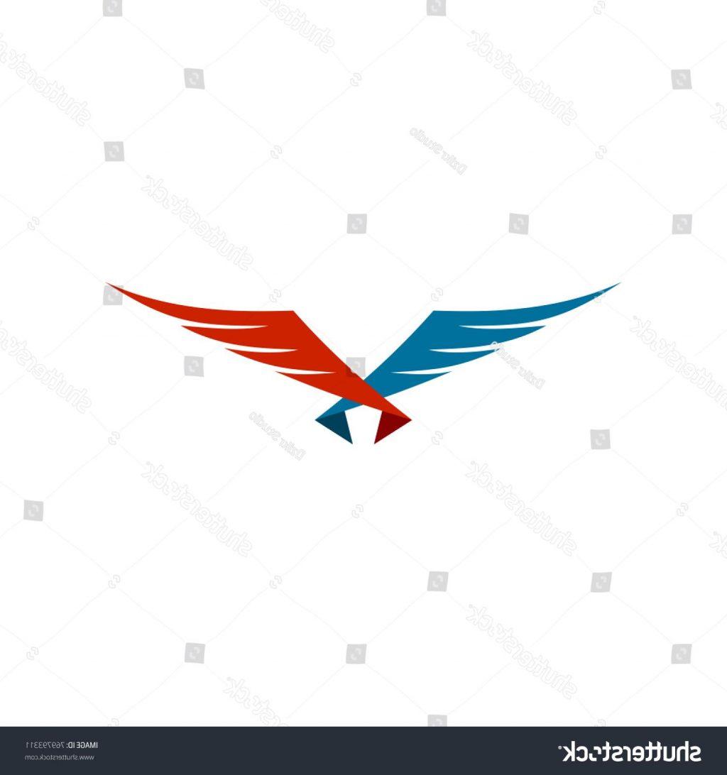 1024x1092 Unique Stock Vector Eagle Wings Logo Library