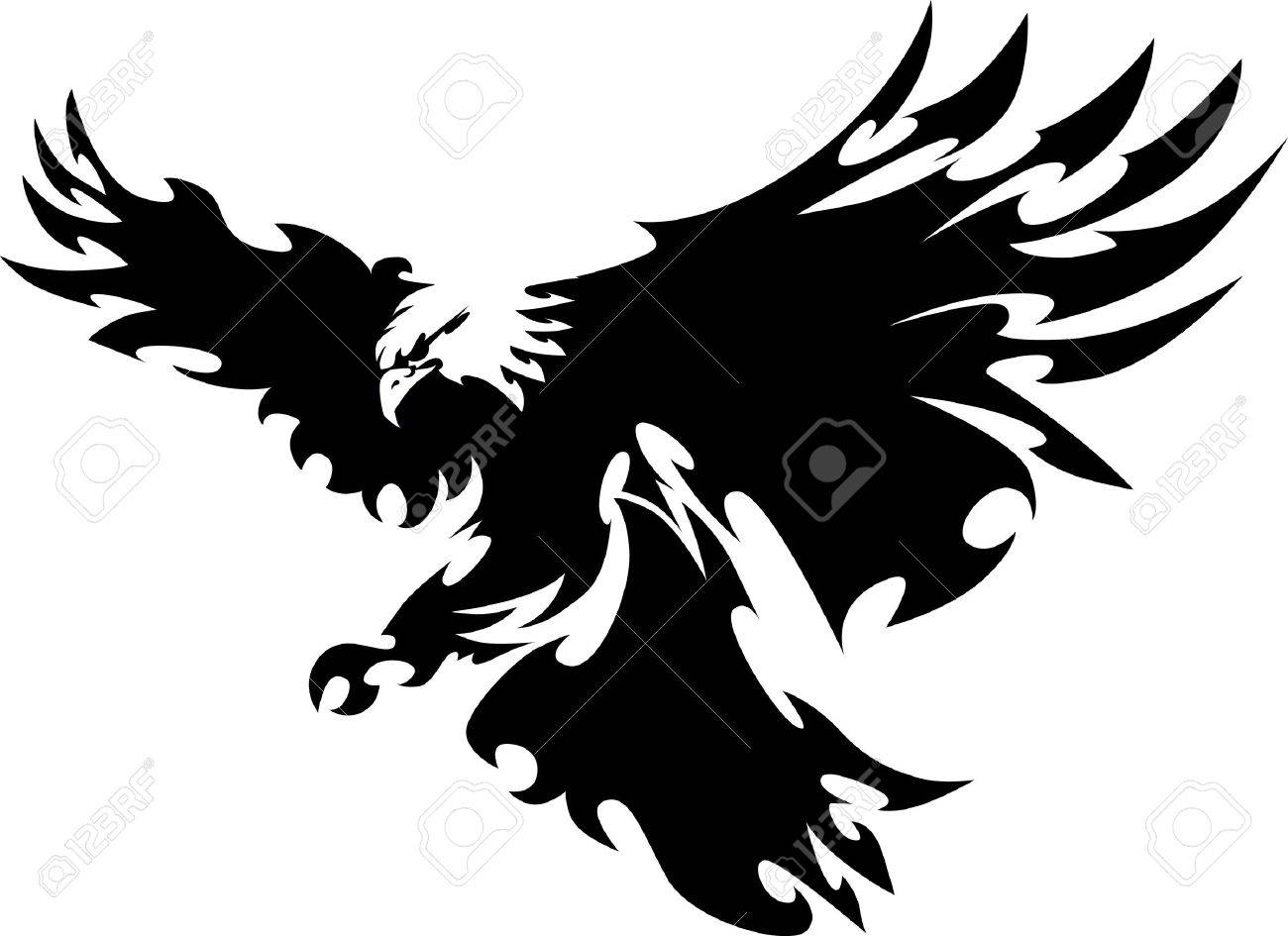 1300x945 Best 25 Eagle Wing Tattoos Ideas On Wing, Eagle Wings Stock Images