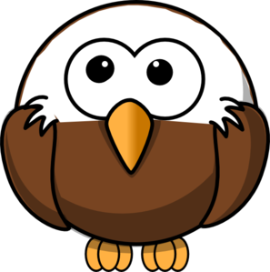 297x299 Eagle Clip Art