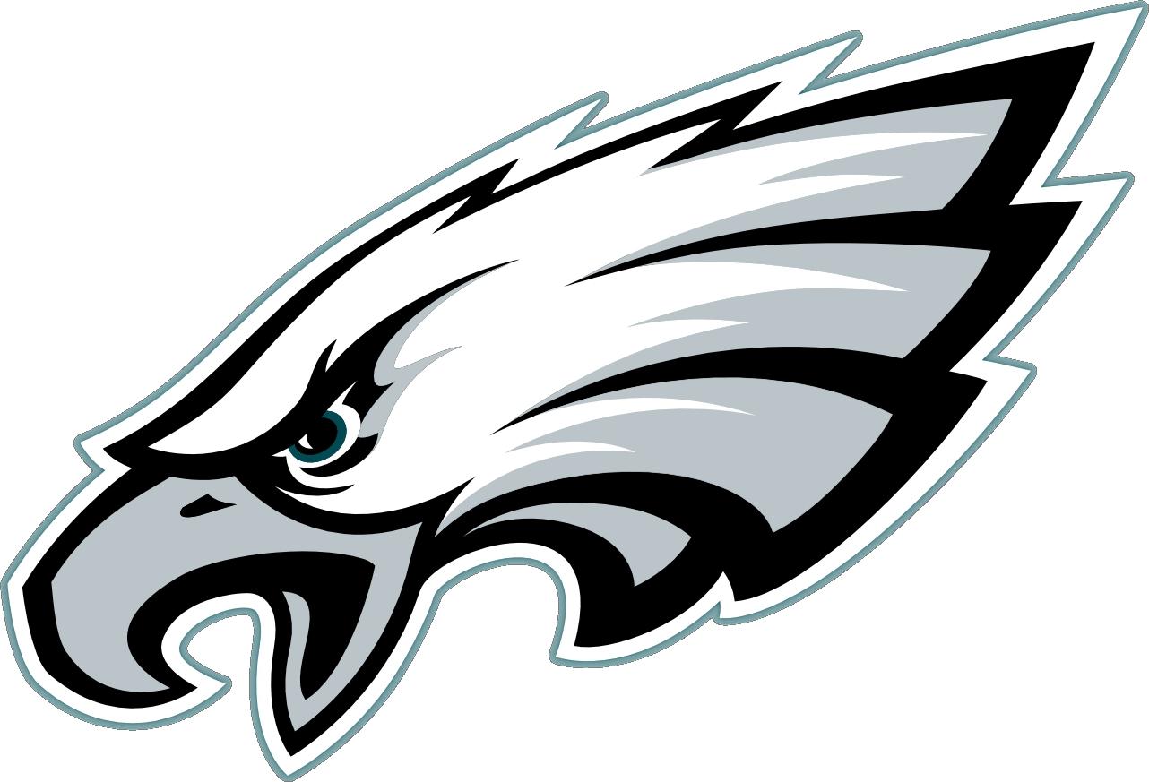 1282x873 Philadelphia Eagles Logo Clip Art