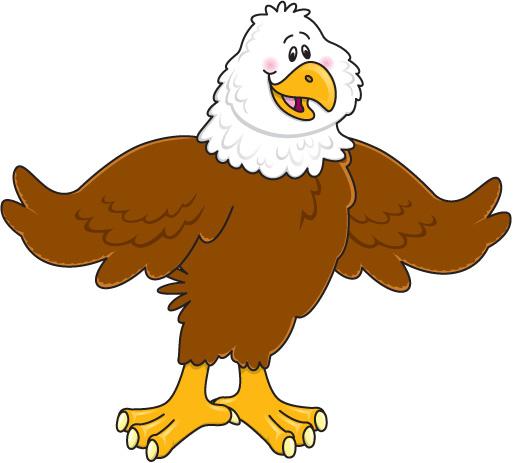 513x463 Free Eagle Clip Art Images Carson Dellosa Letters