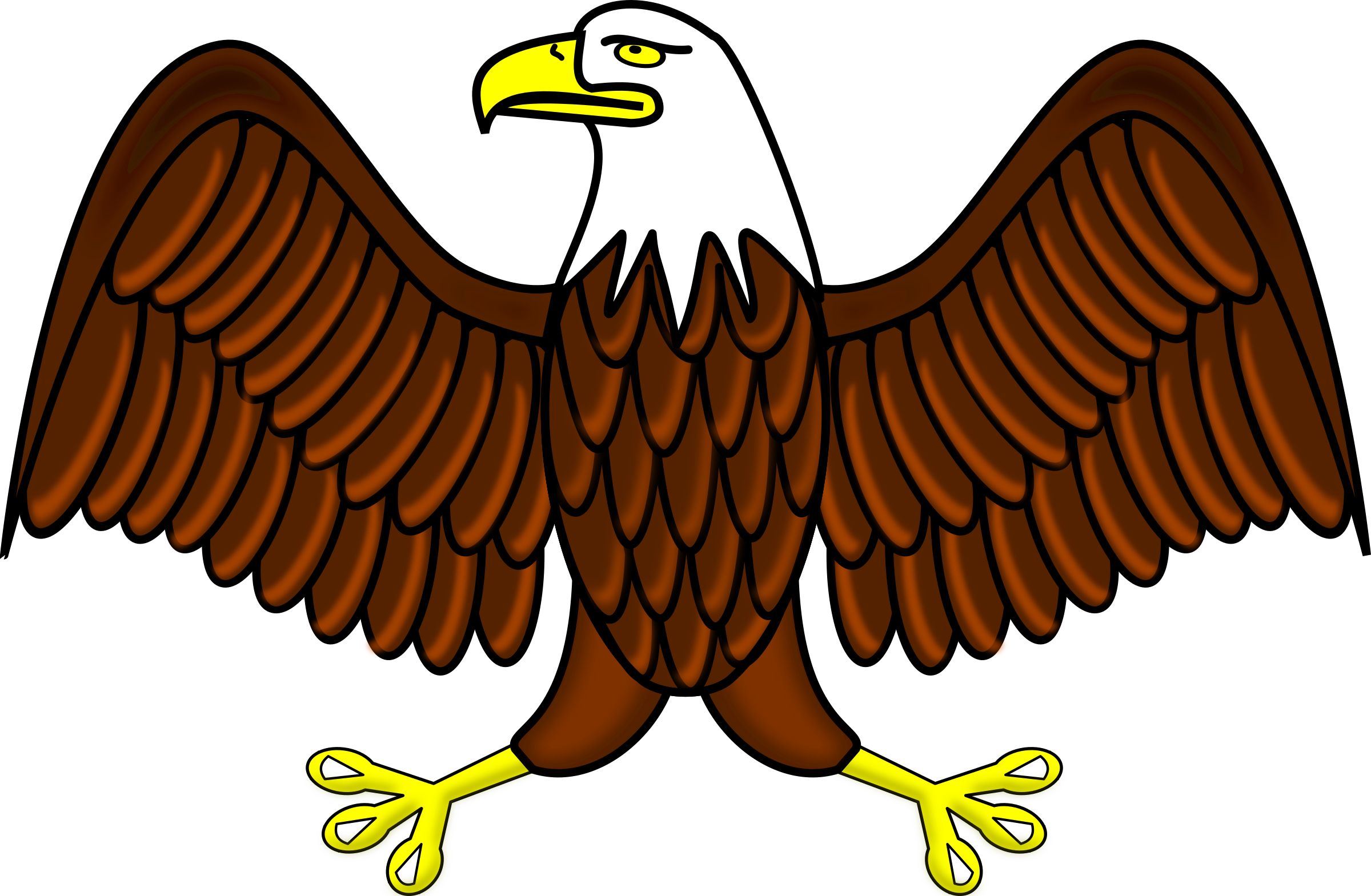 2400x1569 Golden Eagle Clipart Strong