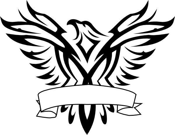 600x463 Eagle Logo Clipart