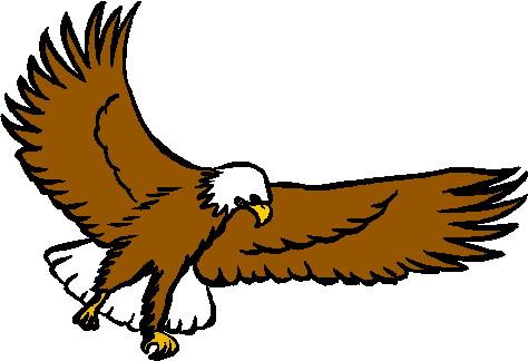 474x324 Eagle Clip Art 2