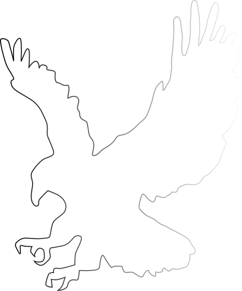 498x598 Eagle Wings Clipart Free Clipart Images 2