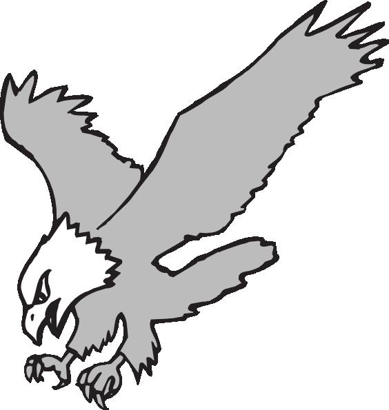 564x595 Animal Clip Art Eagles Dromhfe Top