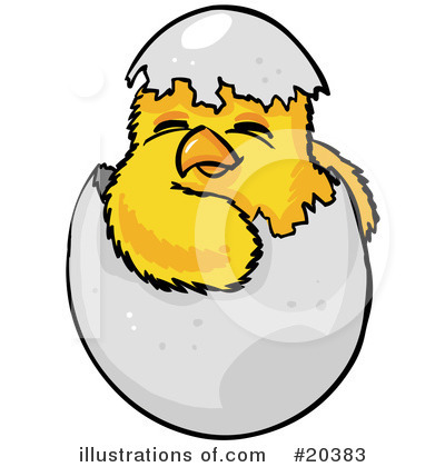 400x420 Hatchling Clipart