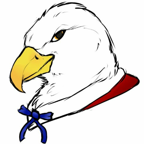 480x480 Home Of The Bald Eagles