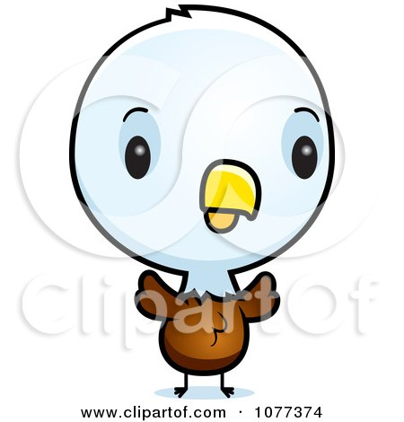 450x470 Royalty Free (Rf) Baby Eagle Clipart, Illustrations, Vector