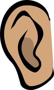 180x300 Free Clip Art Ear Clipart