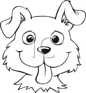 278x300 Dog Ear Clipart