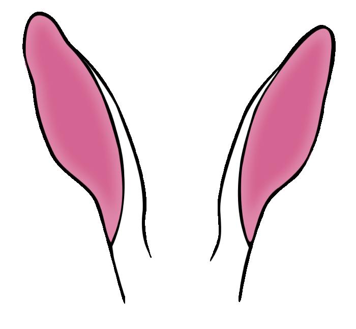 700x647 Tail Clipart Bunny Ear