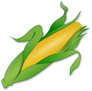 299x297 Corn Clip Art