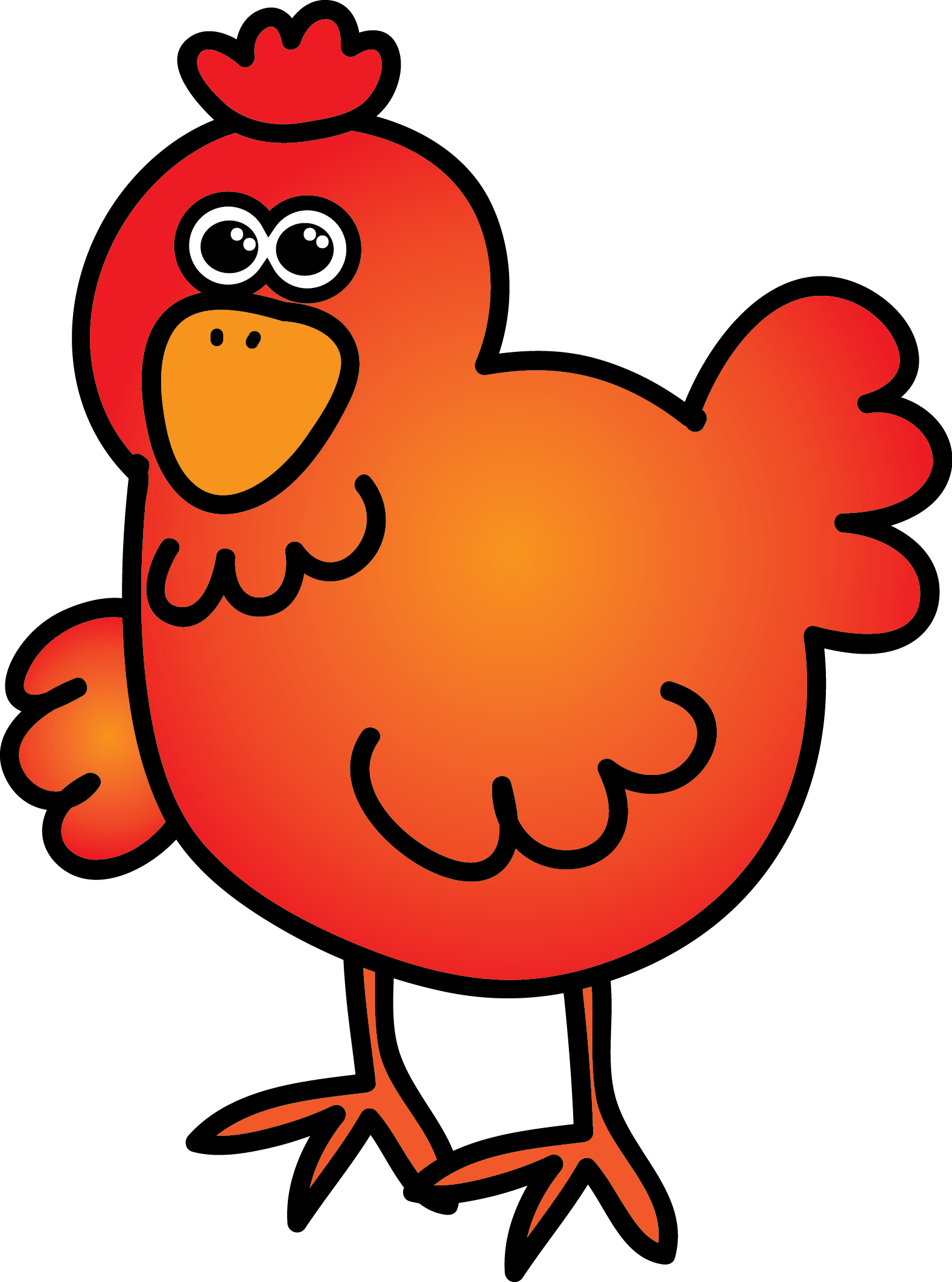 1578x2124 Little Red Hen Clip Art Many Interesting Cliparts