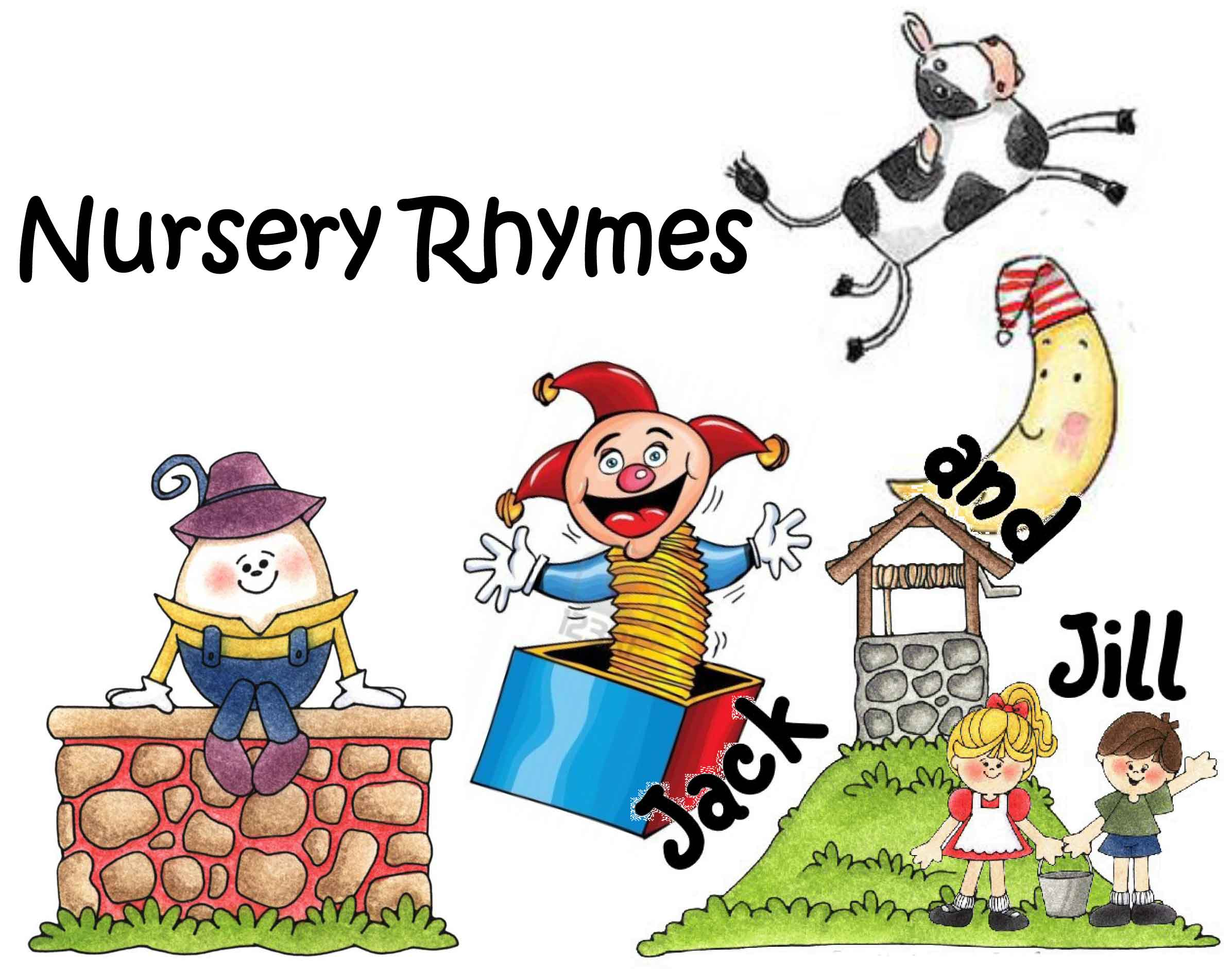 2392x1884 Nursery Rhymes In Early Childhood Education