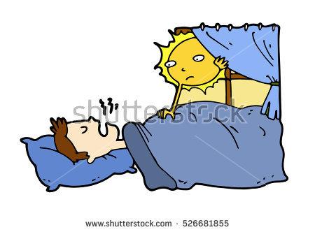 450x332 Bed Clipart Sleep Early