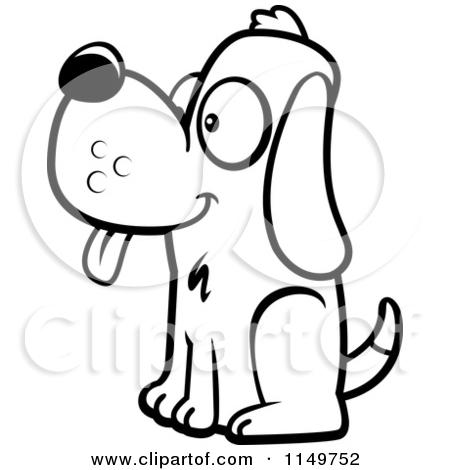450x470 Graphics For White Cartoon Dog Graphics