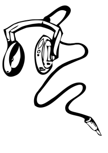 212x300 Earphone Ear Clipart, Explore Pictures