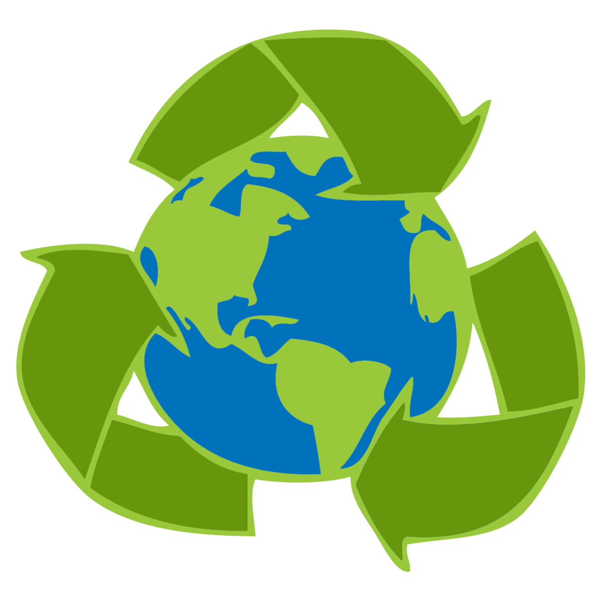 1200x1200 Environmental clipart eco green graphics earth day 2