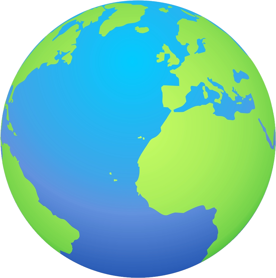 916x922 Globe clipart transparent background